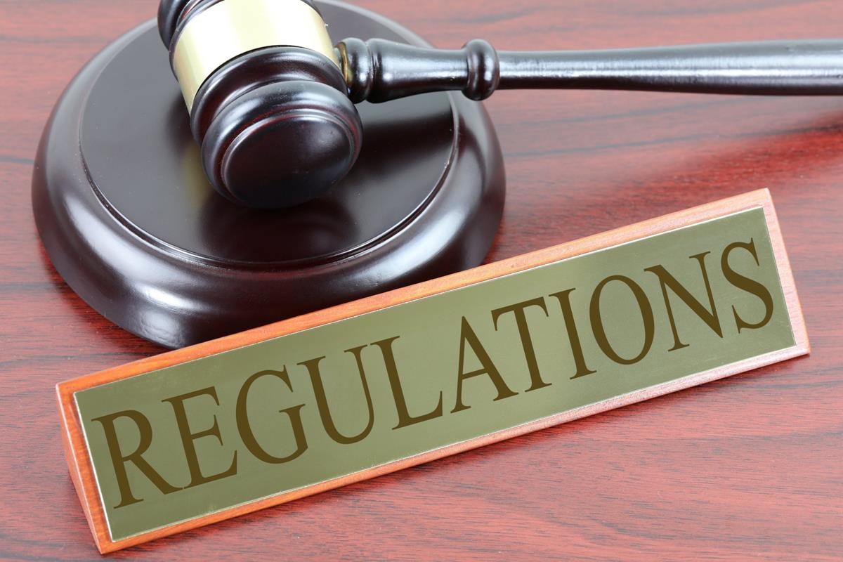 Main Difference - Rules vs Regulations