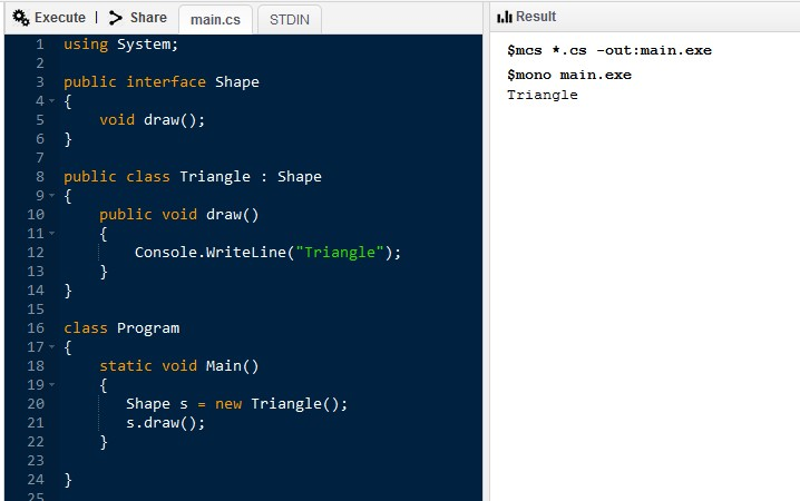 Difference Between Encapsulation and Abstraction in C#_Figure 3