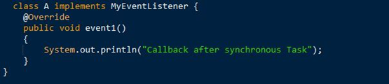Main Difference - Synchronous vs Asynchronous Calls in Java