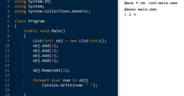 Difference Between List and IList in C#.NET