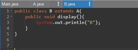 Static and Dynamic Polymorphism in Java_Figure 3