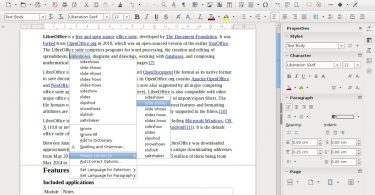 Difference Between LibreOffice and OpenOffice