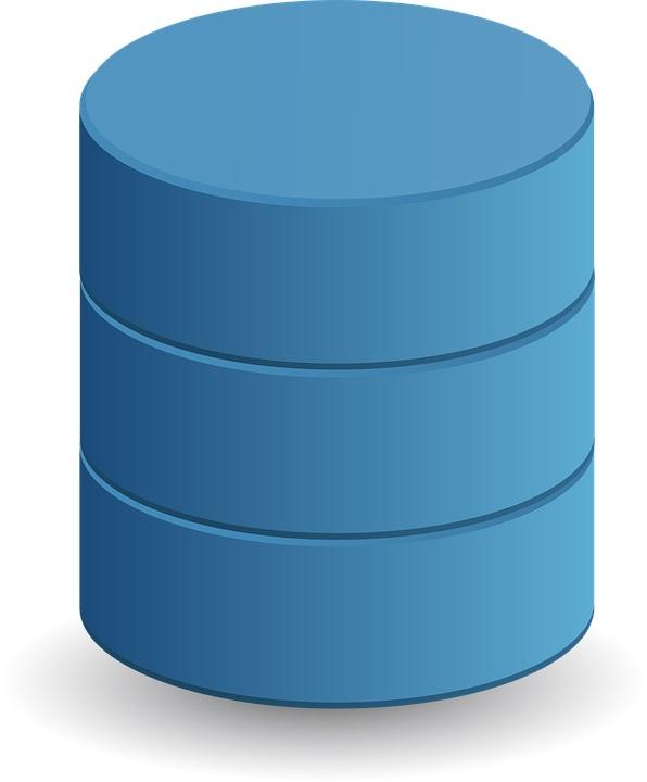 Main Difference - Spreadsheet vs Database