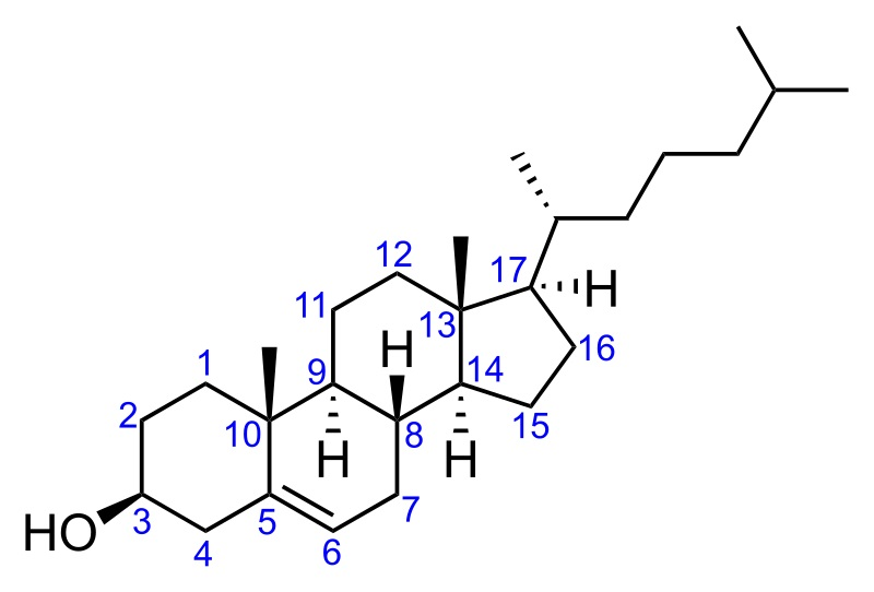 Difference Between Cholesterol and Cholesteryl Ester