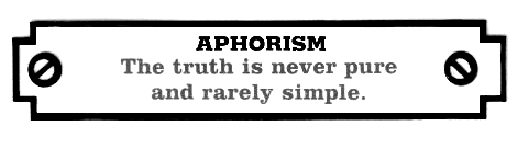 Main Difference - Aphorism vs Adage