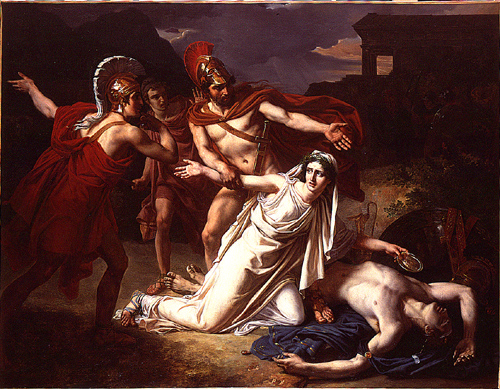 Difference Between Antigone and Creon