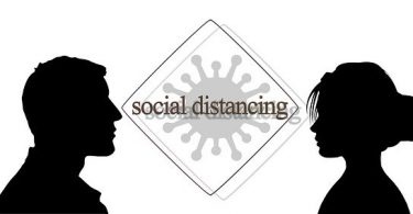 Difference Between Social Distancing and Self Isolation