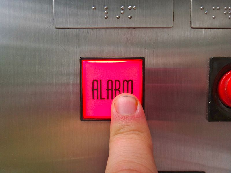 Difference Between Alert and Alarm