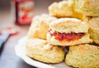 Difference Between Biscuits and Scones