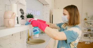 Difference Between Cleaning Sanitizing and Disinfecting