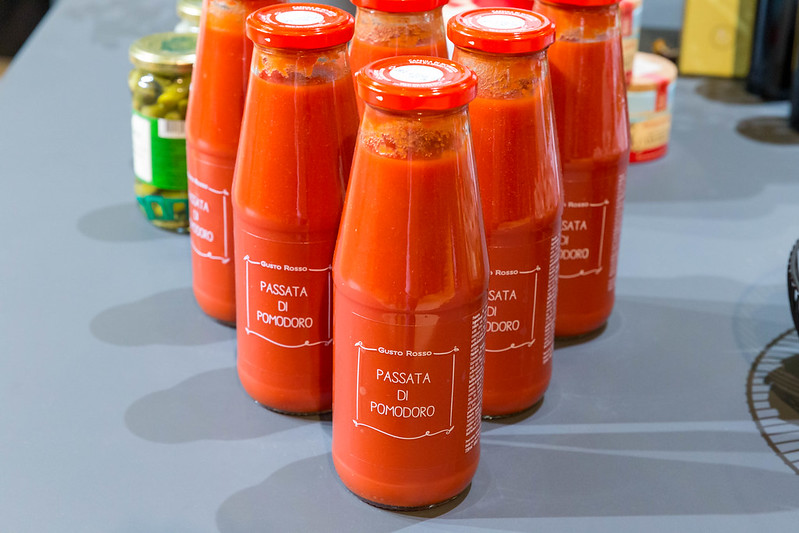 Difference Between Passata and Tomato Paste