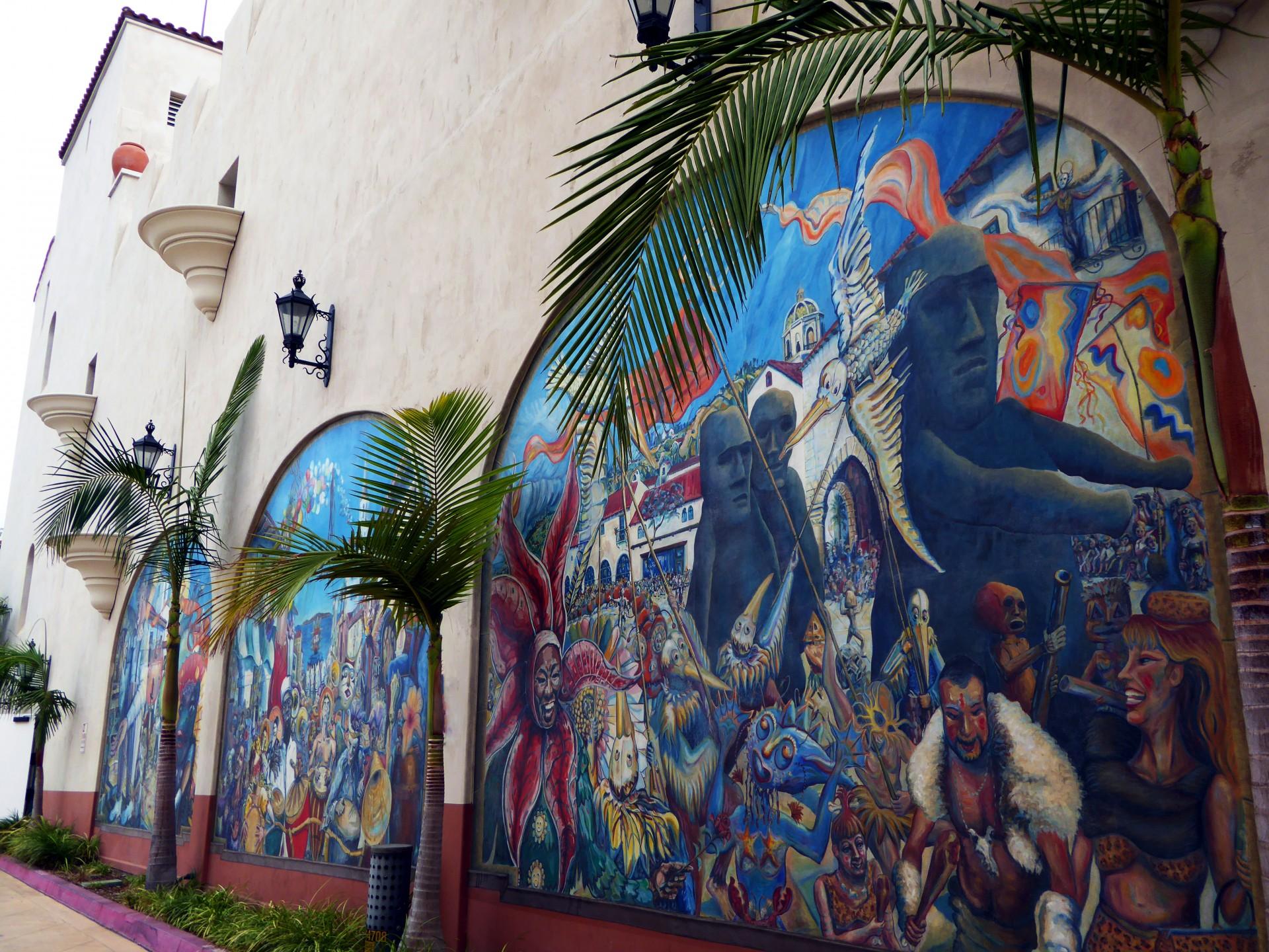 Main Difference - Fresco vs Mural