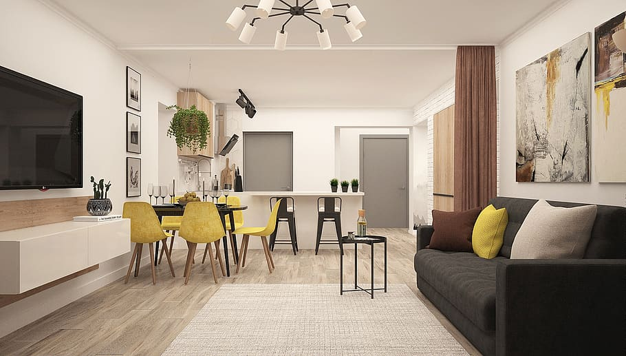 Difference Between Fully Furnished and Semi Furnished