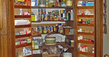 Difference Between Larder and Pantry