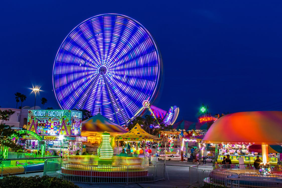 Difference Between Amusement Park and Theme Park