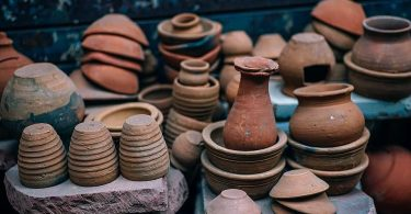 Difference Between Ceramic and Pottery
