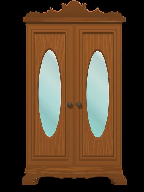 Cupboard vs Wardrobe vs Almirah