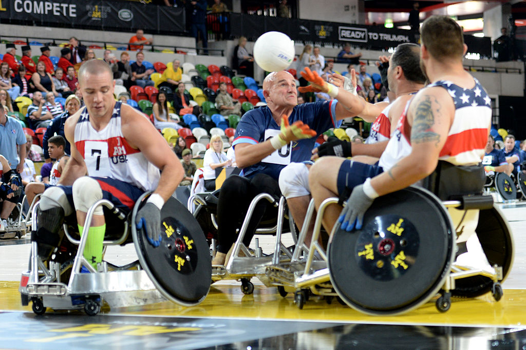 Difference Between Paralympics and Invictus Games