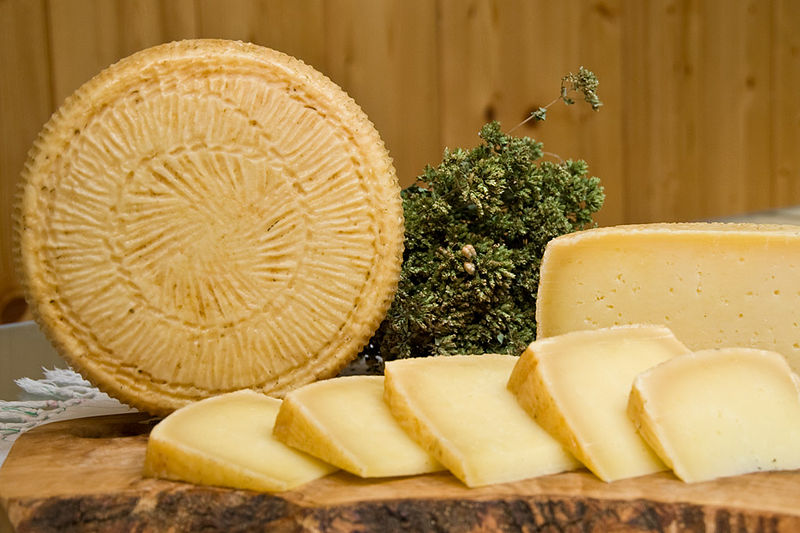 Difference Between Parmesan and Pecorino