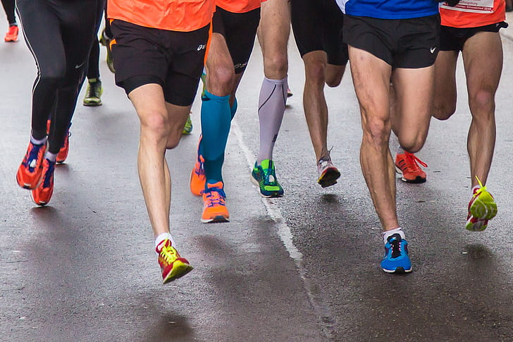Main Difference - Running Shoes vs Training Shoes