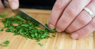 Difference Between Chef Knife and Utility Knife
