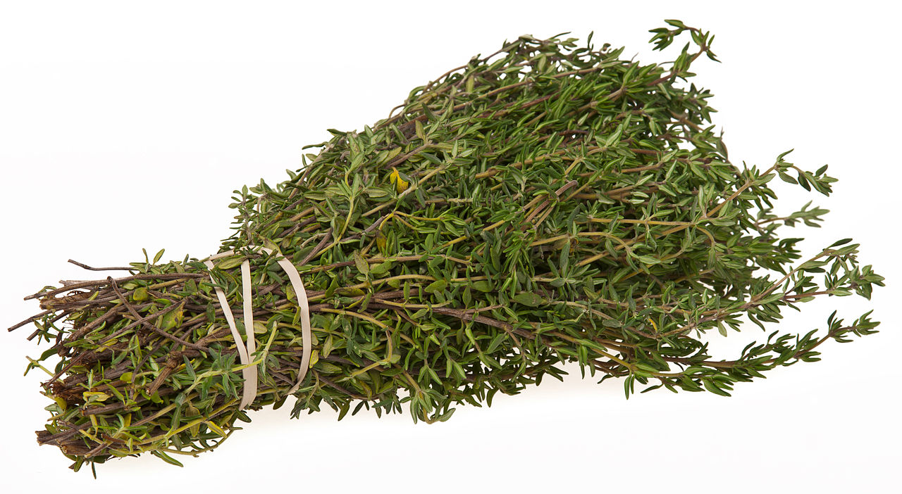 Main Difference - Thyme vs Rosemary