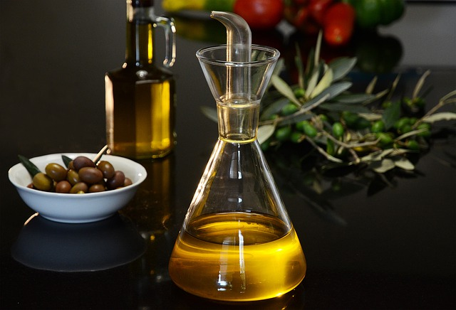 Difference Between Grapeseed Oil and Olive Oil
