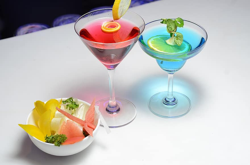Difference Between Cocktail and Mocktail