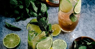 Difference Between Mojito and Caprioska