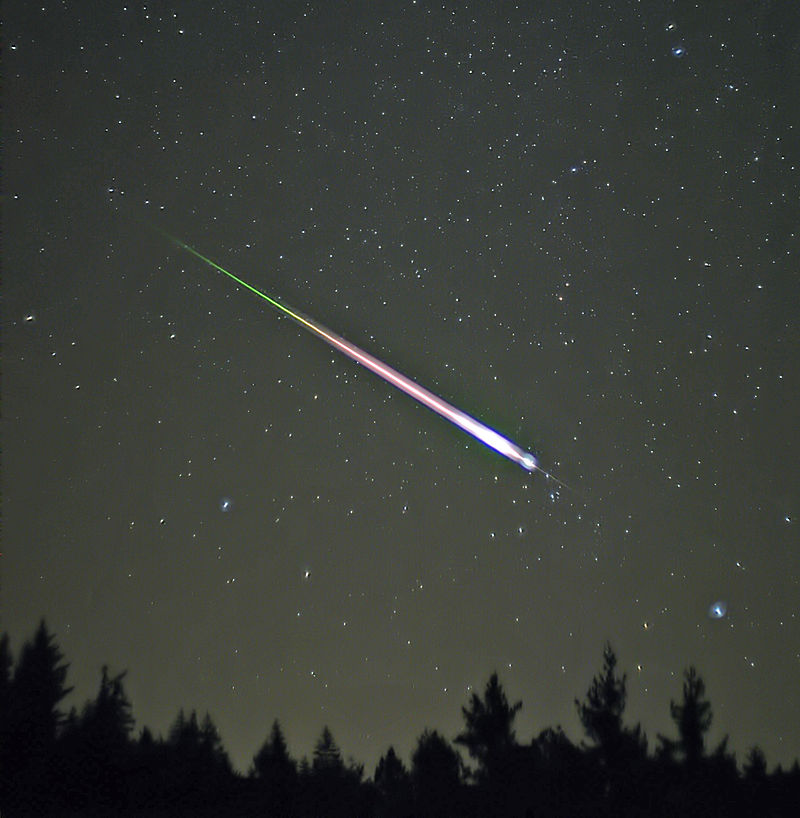 Difference Between Comet and Meteor