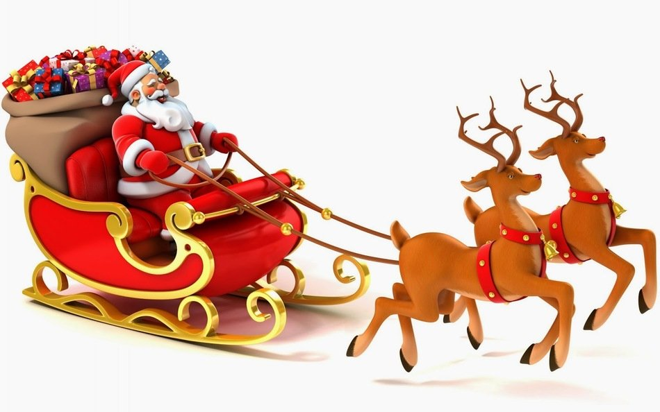 Difference Between Sledge and Sleigh