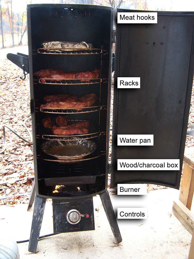 Main Difference - Pellet Grill vs Smoker