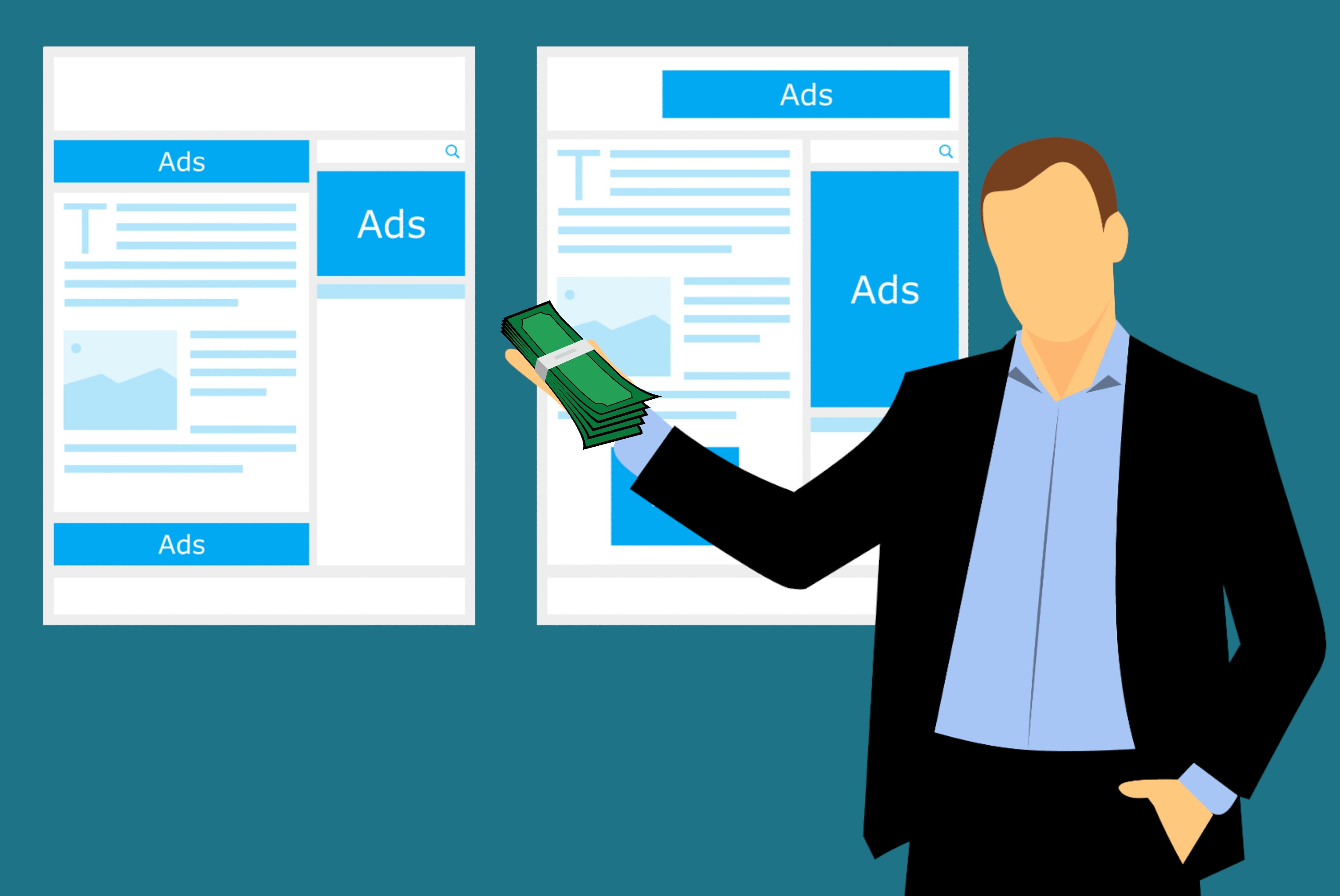 Main Difference - Advertising vs Promotion