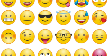 Difference Between Emoticon and Emoji
