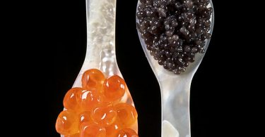Main Difference - Caviar vs Roe