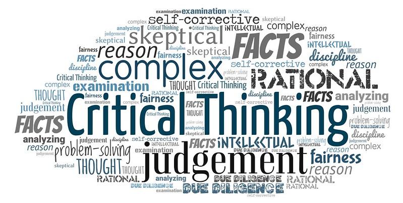 Main Difference - Common Sense vs Critical Thinking