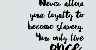 Difference Between Loyalty and Faithfulness
