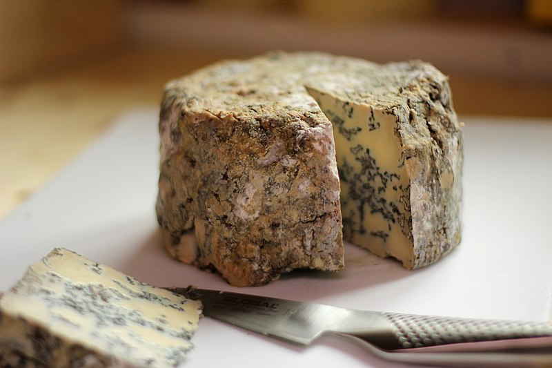 A Type of Blue Cheese