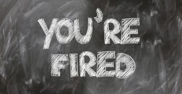 Terminated - Fired