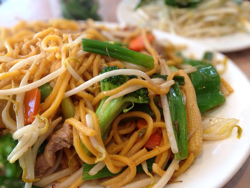 What is Chow Mein