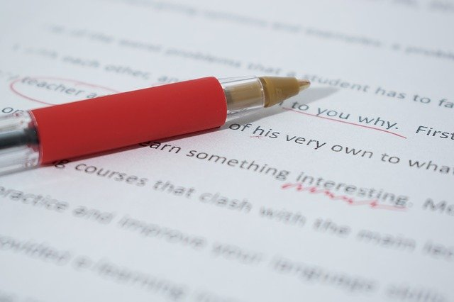Compare Proofreading and Copy editing
