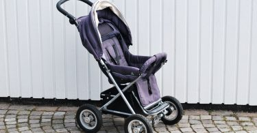 Stroller and Pram - Difference