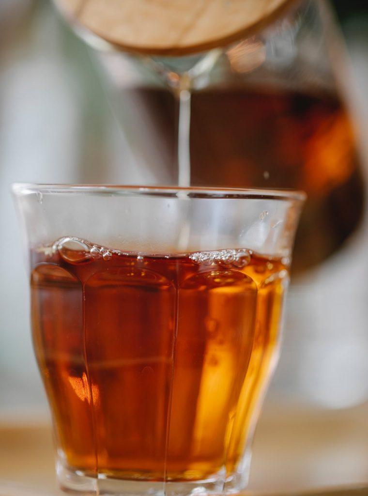 Compare Green Tea and Black Tea