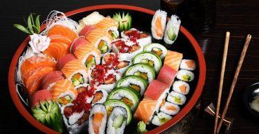 Kimbap vs Sushi