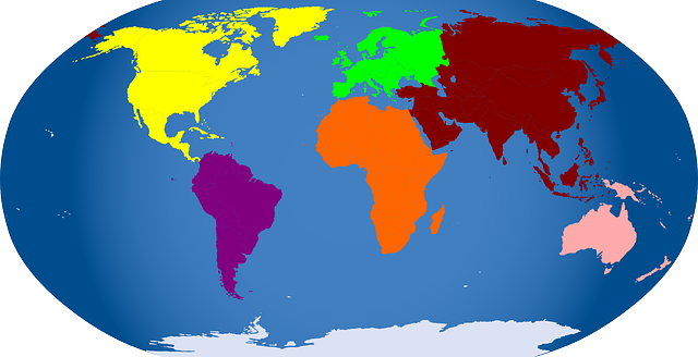 Continent and Country - What is th difference