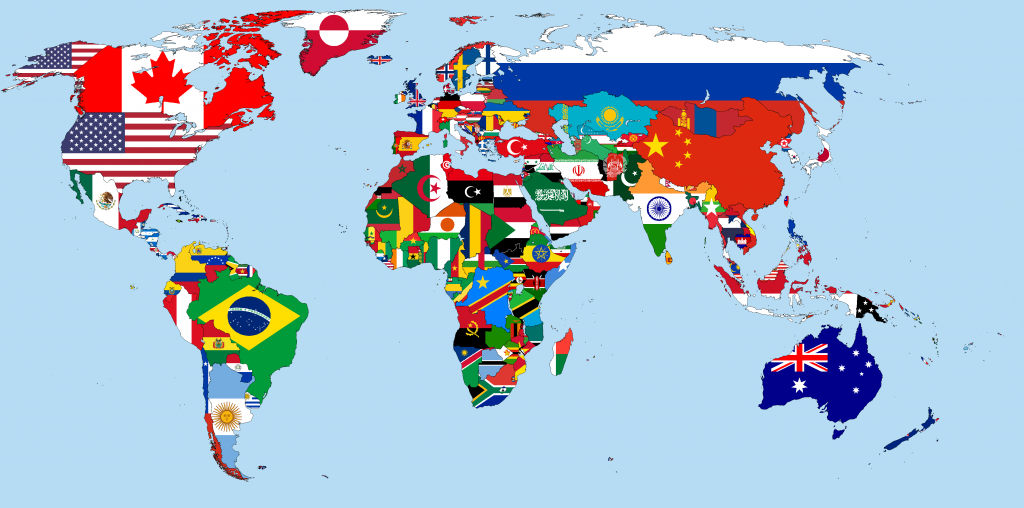 a Continent vs a Country